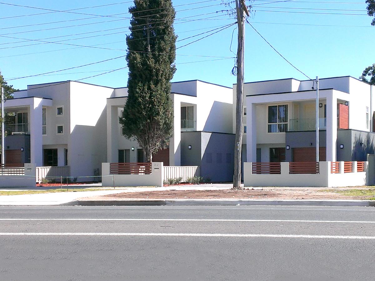Fields Road, Macquarie Fields (Town House)