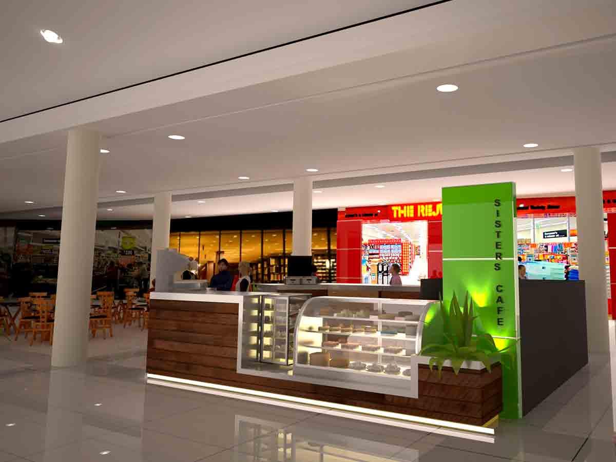 Kiosk – Minto Market Place